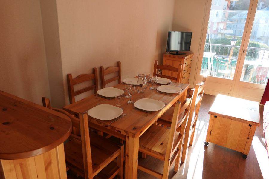 Location au ski Appartement 2 pièces cabine 6 personnes (110) - Résidence le Grand Panorama - Saint Gervais