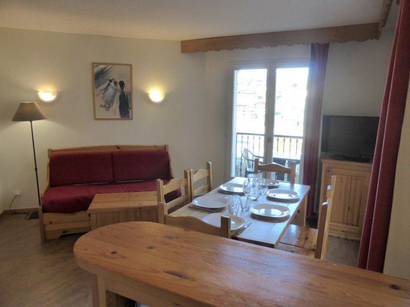 Location au ski Appartement 2 pièces cabine 6 personnes (216) - Résidence le Grand Panorama - Saint Gervais