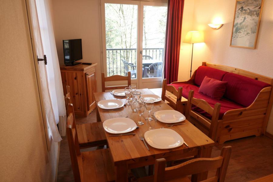 Location au ski Appartement 2 pièces cabine 6 personnes (114) - Résidence le Grand Panorama - Saint Gervais