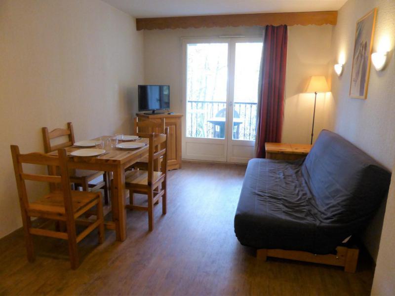 Location au ski Appartement 2 pièces 4 personnes (115) - Résidence le Grand Panorama - Saint Gervais