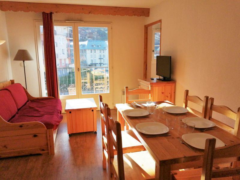 Location au ski Appartement 2 pièces cabine 6 personnes (211) - Résidence le Grand Panorama - Saint Gervais