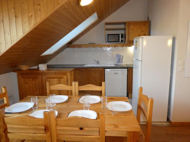 Location au ski Appartement 2 pièces cabine 5 personnes (516) - Résidence le Grand Panorama - Saint Gervais