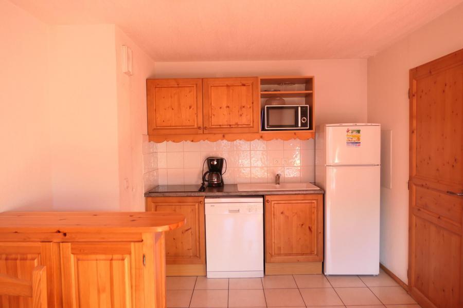 Location au ski Appartement 2 pièces coin montagne 6 personnes (409) - Résidence le Grand Panorama - Saint Gervais