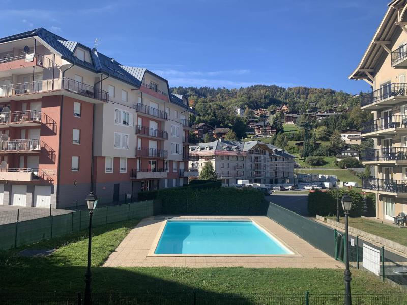 Location au ski Appartement 2 pièces 6 personnes (111) - Résidence le Grand Panorama - Saint Gervais