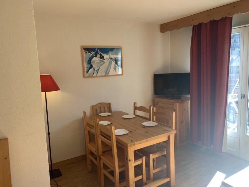 Location au ski Appartement 2 pièces cabine 6 personnes (511) - Résidence le Grand Panorama - Saint Gervais