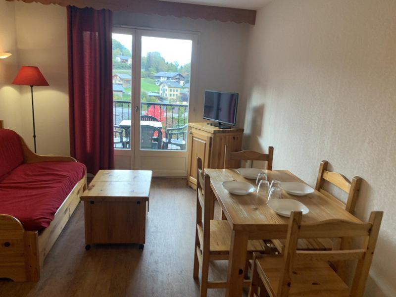 Location au ski Appartement 2 pièces 4 personnes (302) - Résidence le Grand Panorama - Saint Gervais
