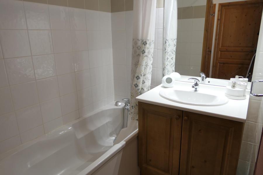 Location au ski Appartement 2 pièces cabine 6 personnes (307) - Résidence le Grand Panorama - Saint Gervais - Appartement