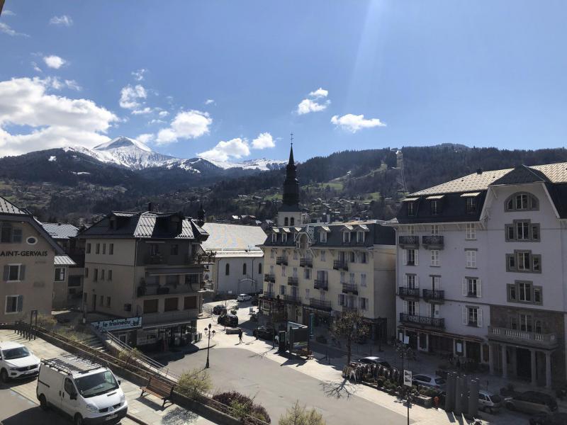 Wakacje w górach Apartament 3 pokojowy 6 osób (773) - Résidence Le Paradiso - Saint Gervais - Zima na zewnątrz
