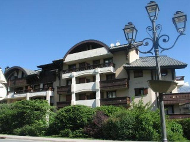 Rent in ski resort 2 room apartment cabin 4 people (19) - Résidence les Jardins Alpins - Saint Gervais