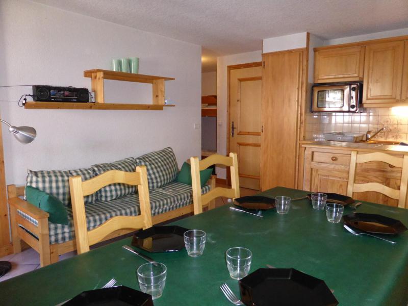 Rent in ski resort 3 room apartment sleeping corner 6 people (612) - Résidence les Jardins Alpins - Saint Gervais