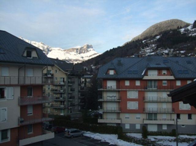 Rent in ski resort 2 room apartment sleeping corner 6 people (698) - Résidence les Jardins Alpins - Saint Gervais