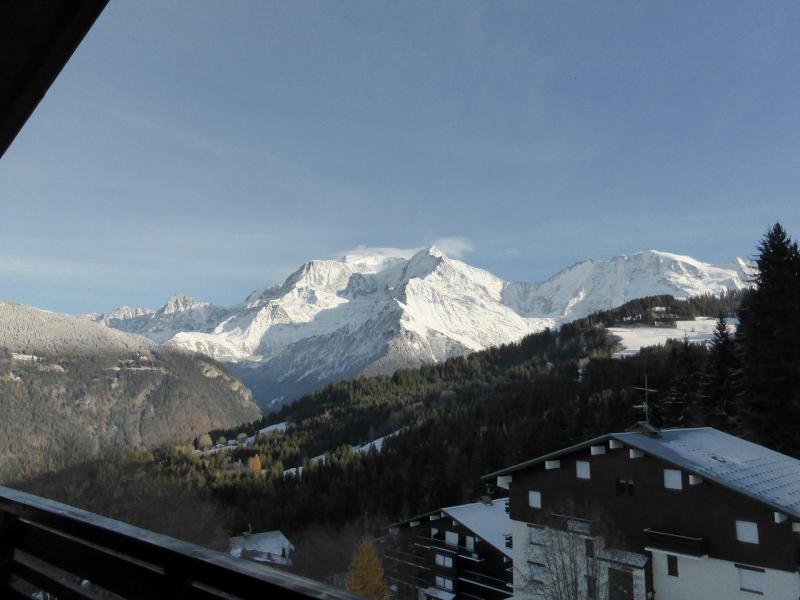 Rent in ski resort 3 room apartment 6 people (22) - Résidence Onyx - Saint Gervais