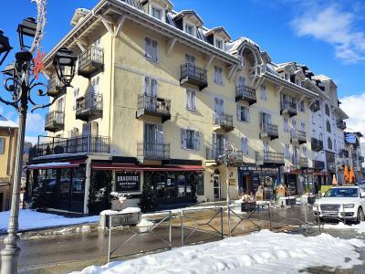 Rent in ski resort Central Résidence - Saint Gervais - Apartment