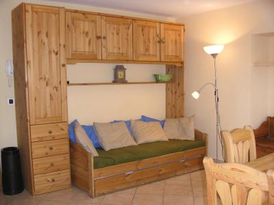Rent in ski resort 2 room apartment 4 people (2) - Central Résidence - Saint Gervais - Apartment