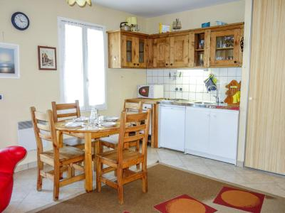 Rent in ski resort 2 room apartment 4 people (3) - Central Résidence - Saint Gervais - Apartment