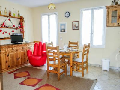 Rent in ski resort 2 room apartment 4 people (3) - Central Résidence - Saint Gervais - Table