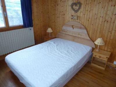 Location au ski Chalet duplex 6 pièces 12 personnes - Chalet Chantanou - Saint Gervais - Chambre