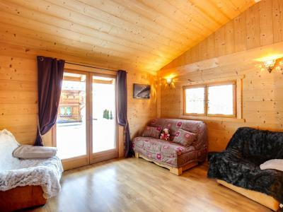 Rent in ski resort 4 room chalet 6 people (2) - Chalet Cosy - Saint Gervais - Apartment