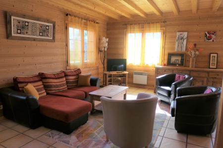 Аренда жилья Saint Gervais : Chalet Granier зима