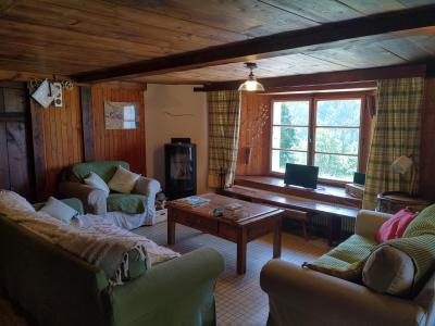 Rent in ski resort 5 room chalet 12 people - Chalet la Gayolle - Saint Gervais - Apartment
