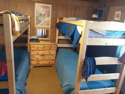 Rent in ski resort 5 room chalet 12 people - Chalet la Gayolle - Saint Gervais