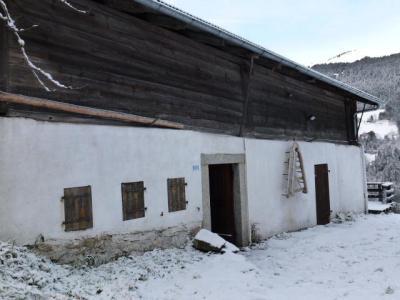 Urlaub in den Bergen Chalet la Gayolle - Saint Gervais - Draußen im Winter