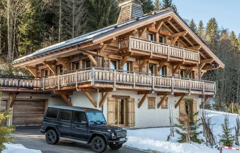 Location Chalet Le Silver Fox