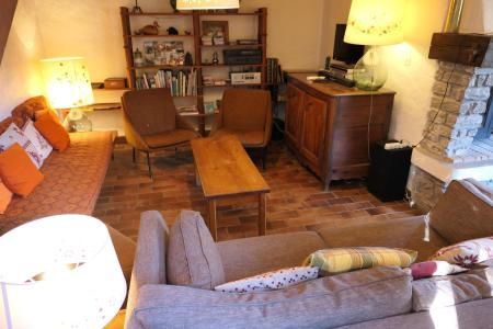 Rent in ski resort 5 room chalet 11 people - Chalet les Carlines - Saint Gervais