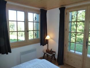Location au ski Chalet triplex 6 pièces 8 personnes - Chalet Marie Paradis - Saint Gervais - Chambre