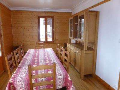 Rent in ski resort 5 room chalet 10 people (PYLONE) - Chalet Pylone - Saint Gervais - Apartment