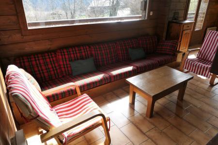Rent in ski resort 5 room duplex chalet 8 people - Chalet Saint Nicolas - Saint Gervais