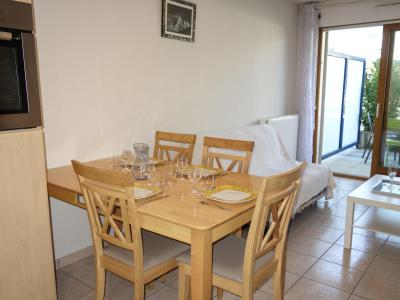 Rent in ski resort 2 room apartment 4 people (3) - Domaine de Crespin - Saint Gervais