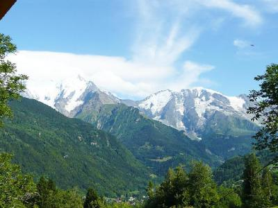 Rent in ski resort 5 room chalet 8 people (1) - Du Bulle - Saint Gervais - Apartment