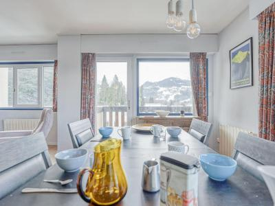 Rent in ski resort 2 room apartment 4 people (3) - Fleurs des Alpes - Saint Gervais - Apartment