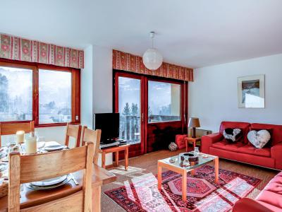 Rent in ski resort 3 room apartment 6 people (1) - Fleurs des Alpes - Saint Gervais - Apartment