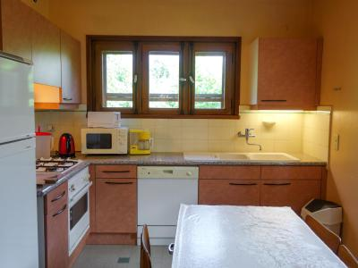 Rent in ski resort 3 room apartment 6 people (1) - Grizzli - Saint Gervais - Apartment