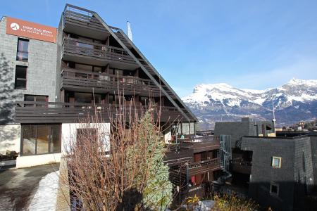 Vacances en montagne Hôtel Club MMV Monte Bianco - Saint Gervais - Extérieur hiver