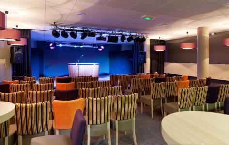 Location au ski Hôtel Club MMV Monte Bianco - Saint Gervais - Intérieur