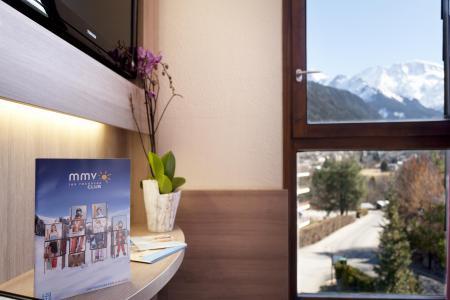 Location au ski Hôtel Club MMV Monte Bianco - Saint Gervais - Chambre