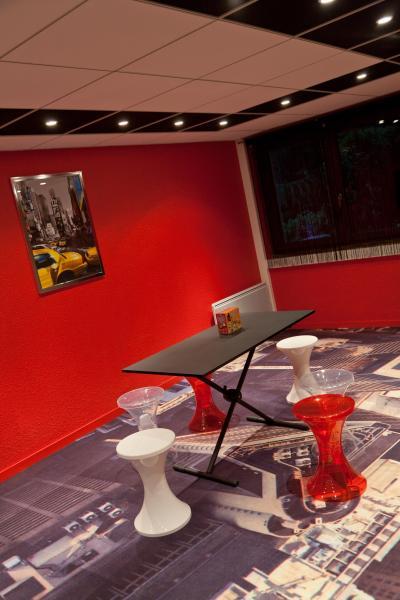 Location au ski Hôtel Club MMV Monte Bianco - Saint Gervais - Jeux