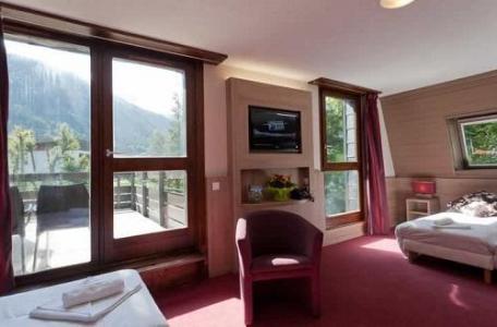 Location au ski Hotel Club Mmv Monte Bianco - Saint Gervais - Séjour