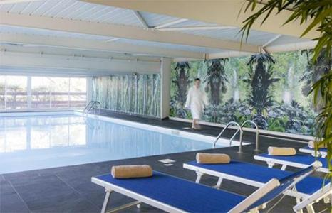 Location au ski Hotel Club Mmv Monte Bianco - Saint Gervais - Piscine