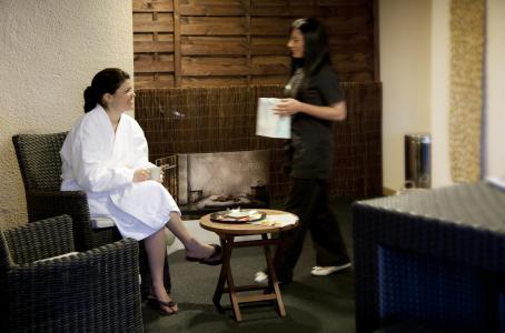 Location au ski Hôtel Club MMV Monte Bianco - Saint Gervais - Relaxation