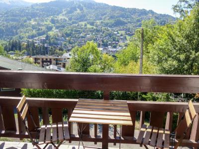 Rent in ski resort 1 room apartment 2 people (1) - L'Ensoleillé - Saint Gervais - Apartment