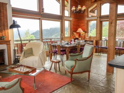 Rent in ski resort 7 room chalet 10 people (1) - L'Epachat - Saint Gervais