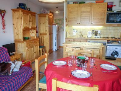 Rent in ski resort 3 room apartment 4 people (5) - La Coupe de Cristal - Saint Gervais - Apartment