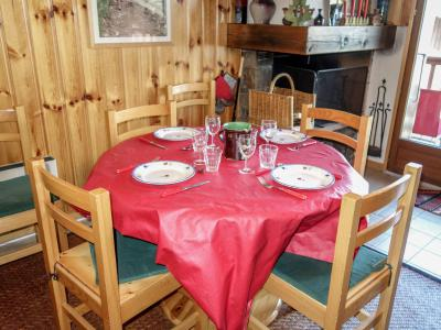 Rent in ski resort 3 room apartment 6 people (5) - La Coupe de Cristal - Saint Gervais - Apartment