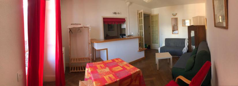 Rent in ski resort Studio cabin 5 people (1) - La Résidence - Saint Gervais