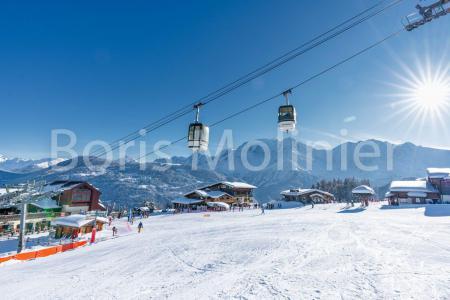 Rent in ski resort La Résidence - Saint Gervais