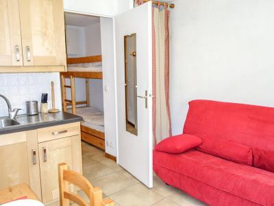 Location au ski Appartement 1 pièces 3 personnes (1) - La Résidence la Piste - Saint Gervais